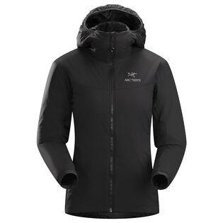 Manteau à capuchon Atom LT pour femmes