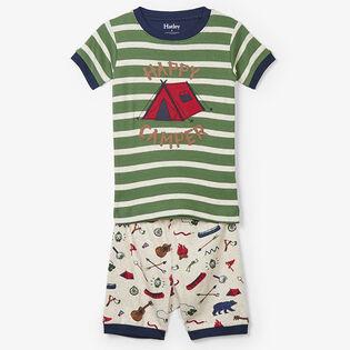 Pyjama deux pièces Summer Camp pour garçons [2-7]