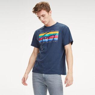 T-shirt 1985 Logo pour hommes