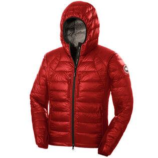 Manteau à capuchon Hybridge Lite pour hommes