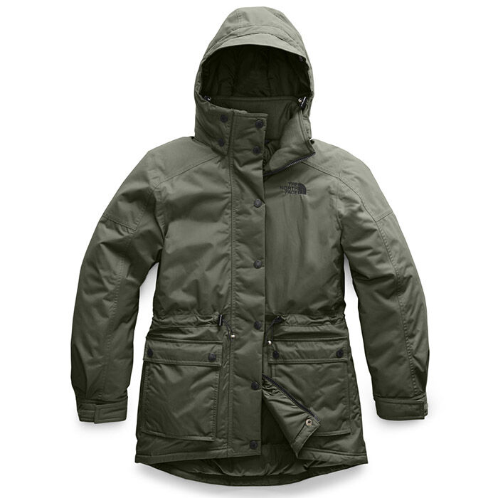 Women's Reign On Down Parka