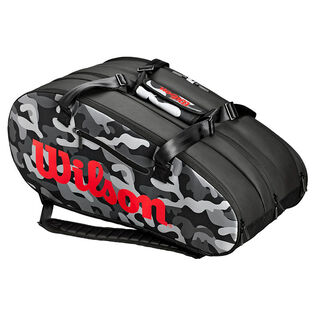 Super Tour 3 Comp Camo 15-Racquet Tennis Bag