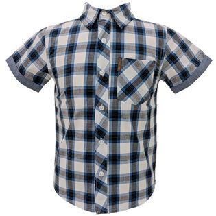 Boys' [4-7] Checkered Plaid Shirt