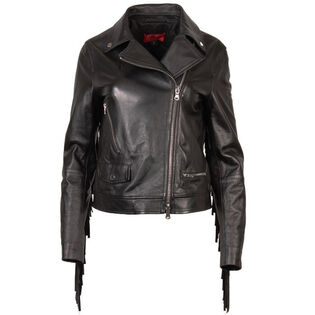 Women's Lemira Leather Jacket