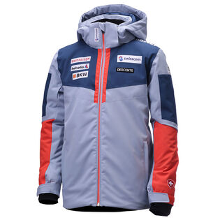 Junior Boys' [12-16] Swiss Ski Team Replica Jacket
