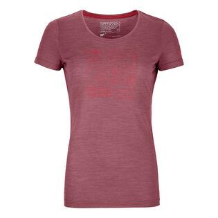 Women's 120 Cool Tec Puzzle T-Shirt