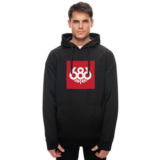 Men's Knockout Bonded Fleece Hoodie