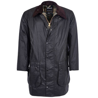 Men's Border Waxed Jacket