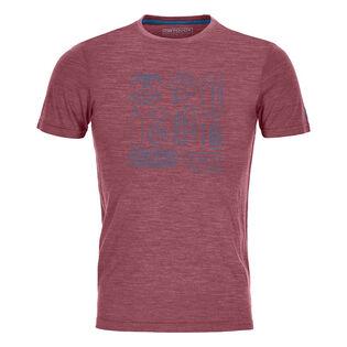 Men's 120 Cool Tec Puzzle T-Shirt