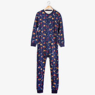 Unisex Arborist Action Mountie One-Piece Pajama