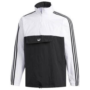 Men's Outline Half-Zip Anorak Jacket