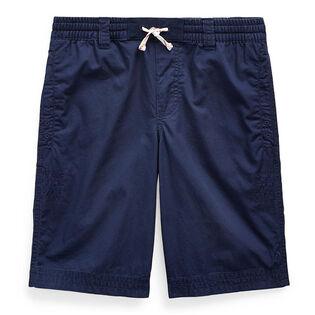 Short en sergé de coton pour garçons juniors [8-20]