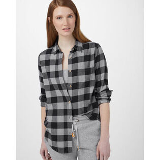 Women's Lush Button-Up Shirt