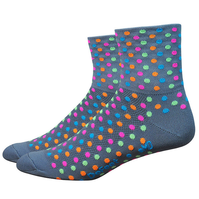 Chaussettes Aireator Spotty, unisexe, 3 po