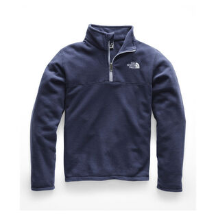 Junior Boys' [7-20] Glacier Quarter-Zip Sweater