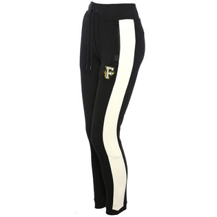 Women's Fitted Panel Sweatpant