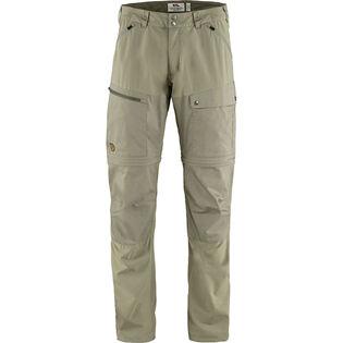 Pantalon à glissière Abisko Midsummer pour hommes