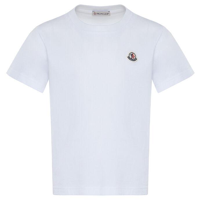 T-shirt Logo Patch pour garçons juniors [8-14]