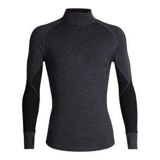 Men's Zone Long Sleeeve Half-Zip Top