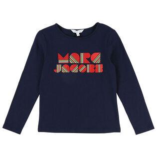 Junior Girls' [8-12] Logo T-Shirt