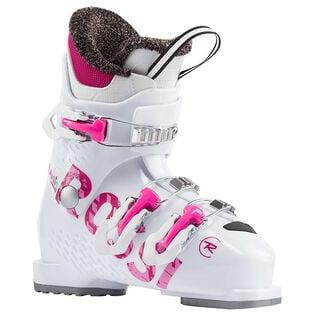 Bottes de ski Fun Girl J3 pour enfants [2021]