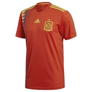 Men's Spain Home Replica Jersey