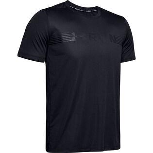 Men's Run Warped T-Shirt
