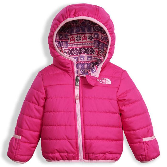 035887c3d9 Baby Girls   0-24M  Reversible Perrito Jacket
