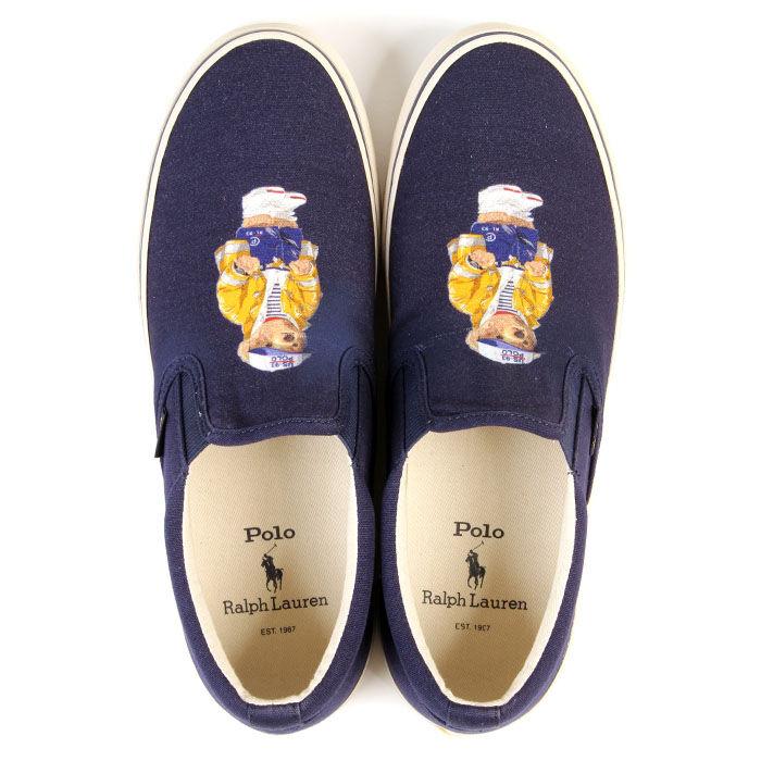 Men's Thompson Bear Sneaker   Polo