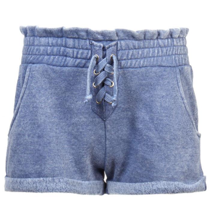 Short à lacet pour femmes