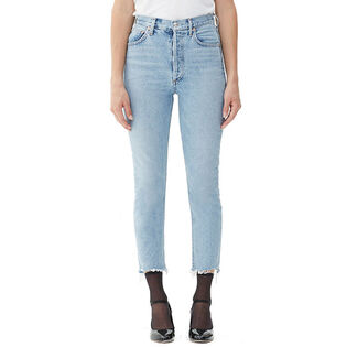 Women's Riley Hi Rise Straight Crop Jean