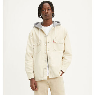 Men's Hooded Jackson Overshirt