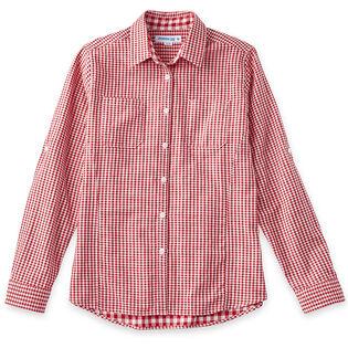 Women's Versatile Gingham Shirt