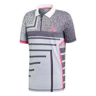 Men's Seasonal Tennis Polo