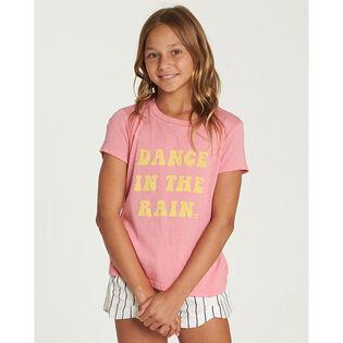 Junior Girls' [7-14] Dance In The Rain T-Shirt