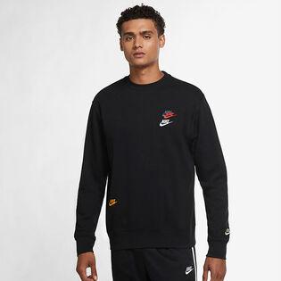 Men's Sportswear Essential+ French Terry Crew Sweatshirt