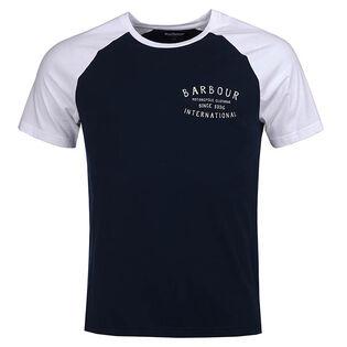 Men's Etch Raglan T-Shirt