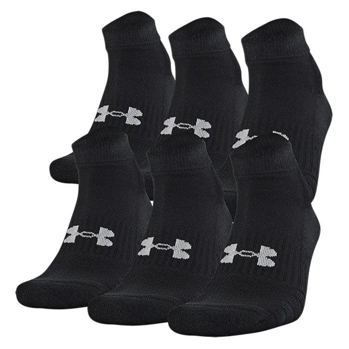 Unisex Training Cotton Low Cut Sock (3 Pack)