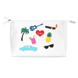 Cuba Collage Small Betty Bag
