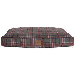 Medium Plaid Dog Bed