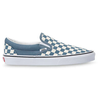 Men's Checkerboard Slip-On Shoe
