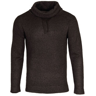 Men's Knit Funnel Neck Sweater