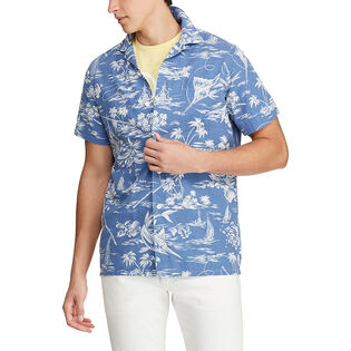 Men's Classic Fit Marlin Camp Shirt