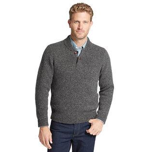 Men's Classic Ragg Wool Sweater