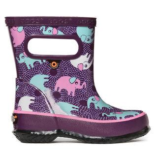 Babies' [4-10] Elephant Skipper Rain Boot