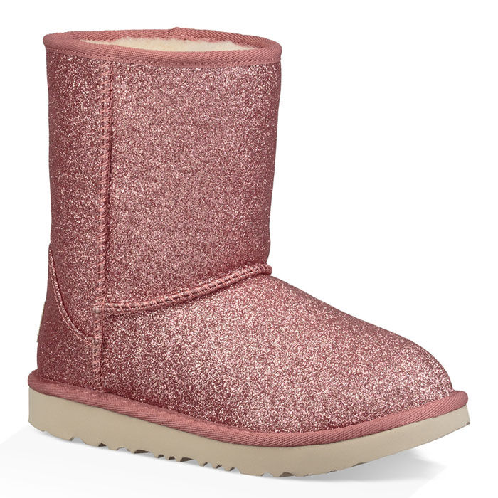 Kids' [13-4] Classic Short II Glitter Boot
