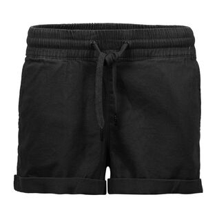 Women's Solid Twill Short