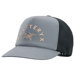 Unisex Arch'Teryx Curved Brim Trucker Hat