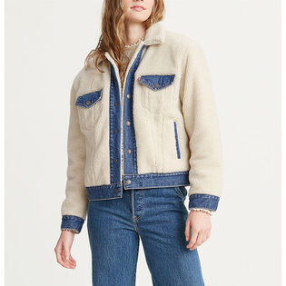 Women's Ex-Boyfriend Pieced Trucker Jacket