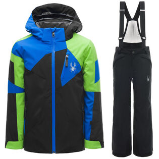 Junior Boys' [8-20] Leader Guard Two-Piece Snowsuit